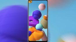 Samsung Bütçe Dostu Galaxy A21s'i Tanıttı