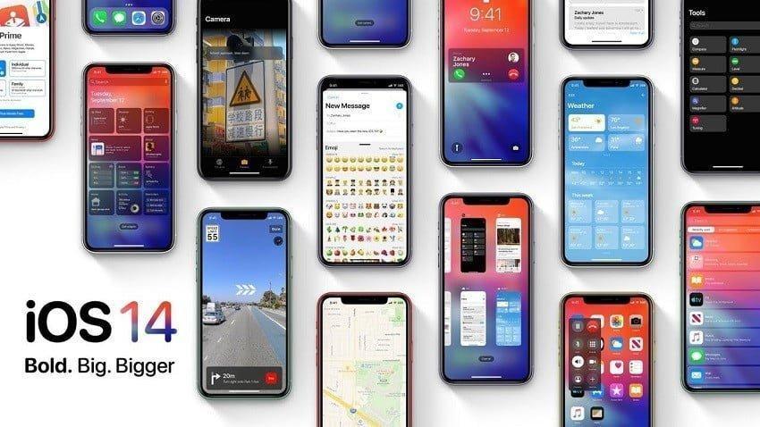 Eski iPhone'lar İOS 14 Güncellemesi mi Alacak ?