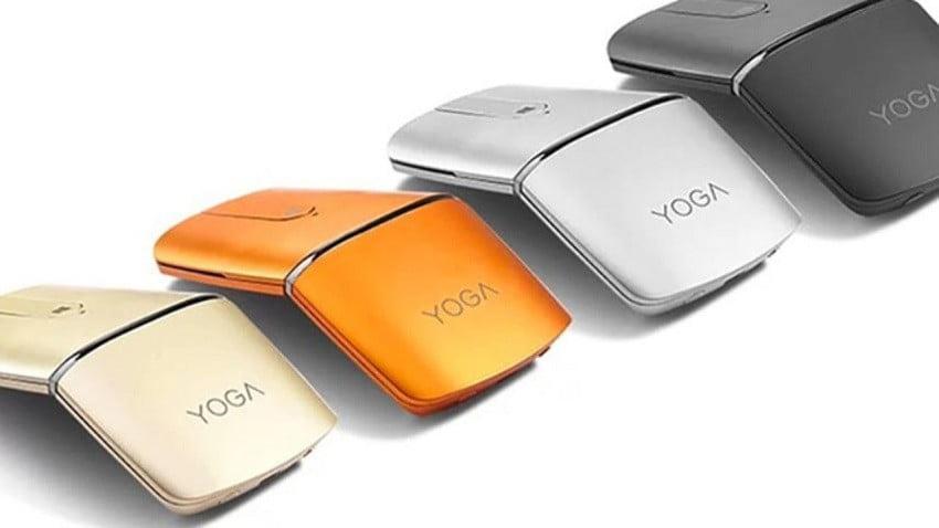 Lenovo'nun Sıradışı Mouse'u: Lenovo Yoga