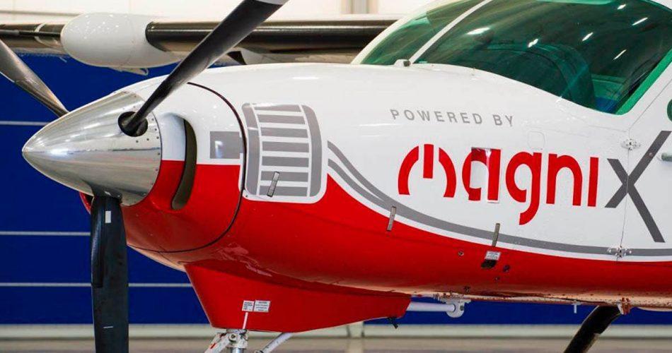 Elektrikli Uçak eCaravan İlk Uçuşunu Yaptı
