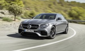 Yeni Mercedes-AMG E63 Görüntülendi
