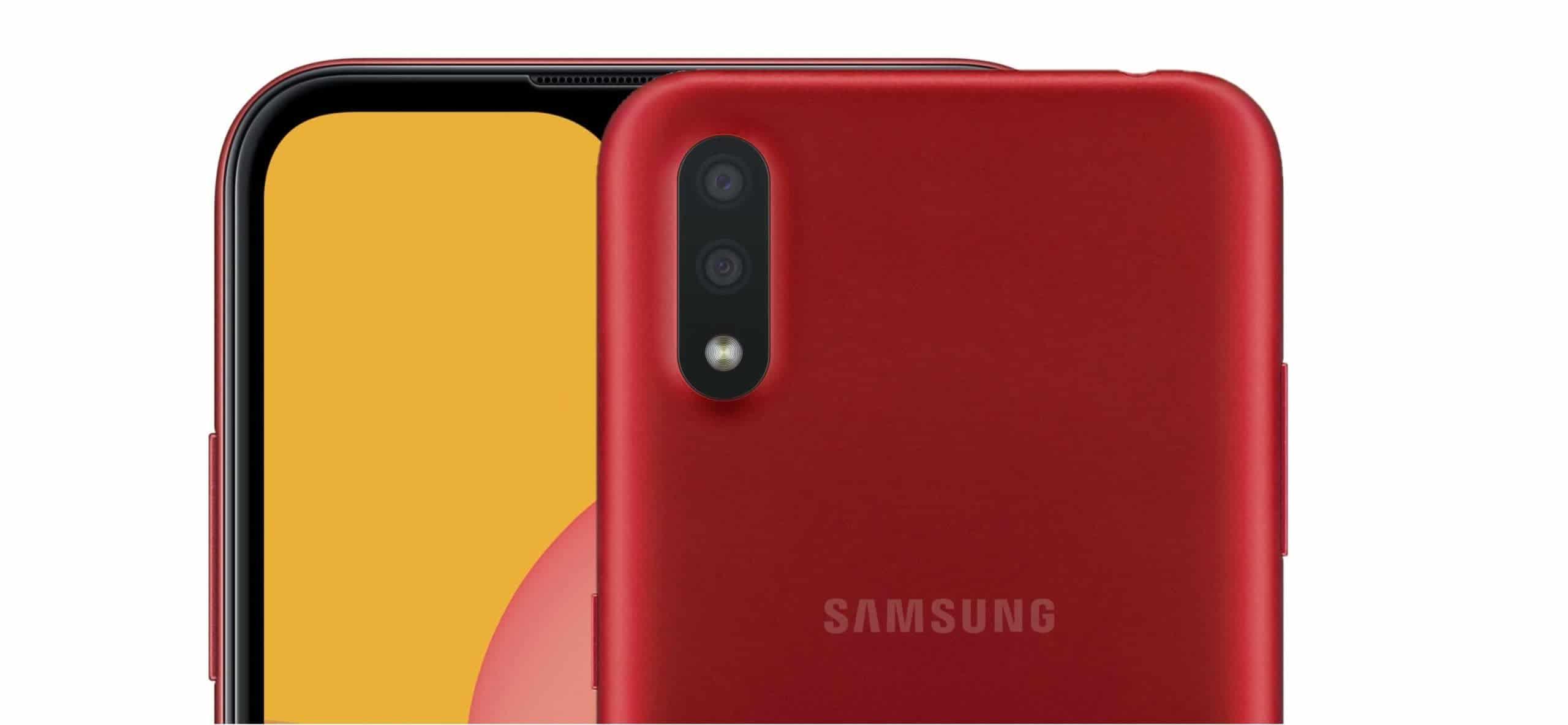 Samsung Galaxy M01 Tanıtıldı Özellikleri ve Fiyatı Nedir ?