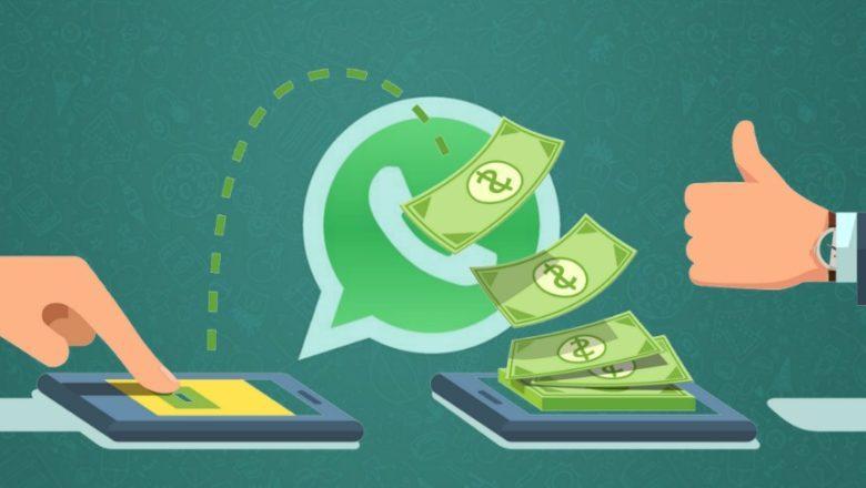 WhatsApp'ta Para Gönderme Özelliği Kullanıma Açıldı
