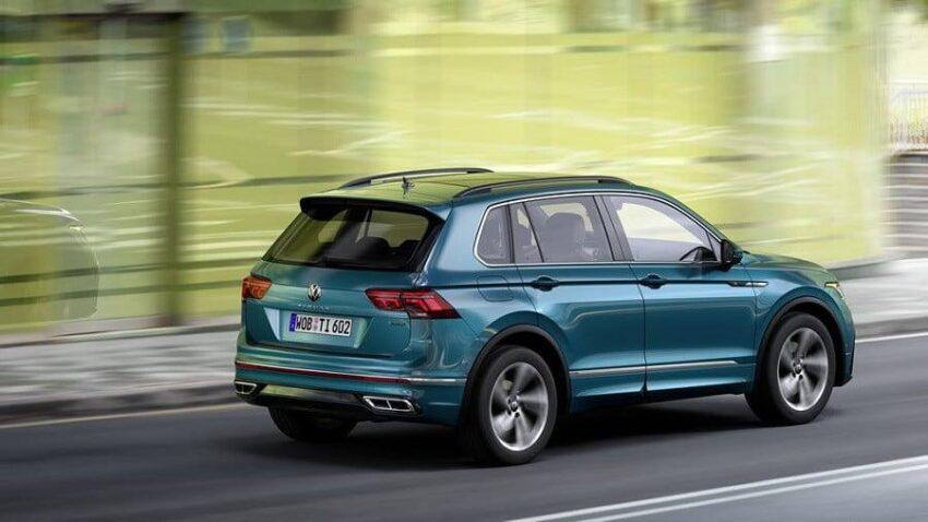 2021 Volkswagen Tiguan Tanıtıldı