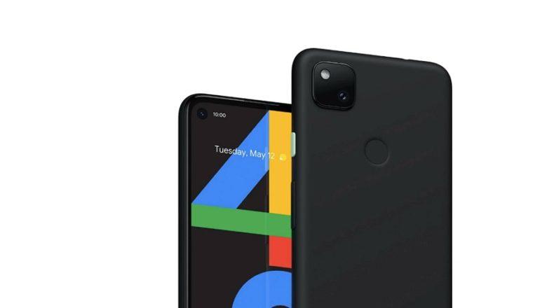 Google Pixel 4A'dan İlk Sızıntı Geldi
