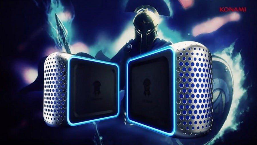 Konami Oyun Bilgisayarı Sektörüne Giriyor