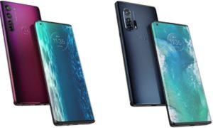 Motorola Edge'nin Fiyatı Netleşti