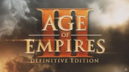 Age of Empires 3: Definitive 3 Edition Geliyor