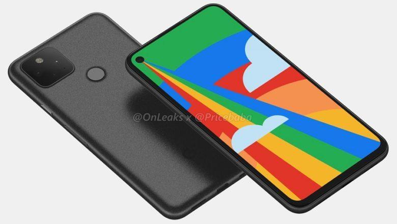 Google Pixel 5'e Ait Tasarımsal Ve Teknik Detaylar Sızdı