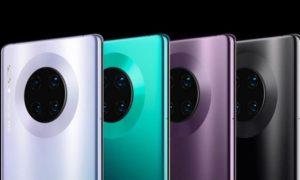 Kızıl Ötesi Kamerası Var: Huawei Mate 30 Pro Youth Edition