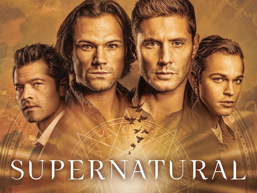 Supernatural 15.Sezonla Final Yapıyor
