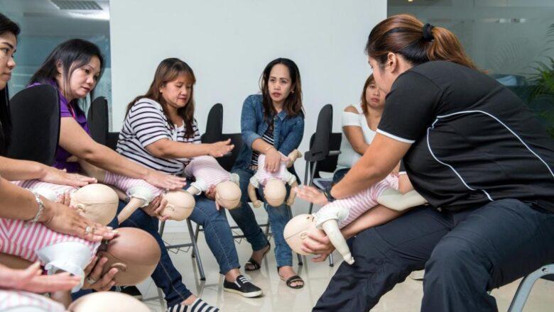 Türkiye'de En Çok Tercih Edilen Yabancı Bakıcı – Filipinliler