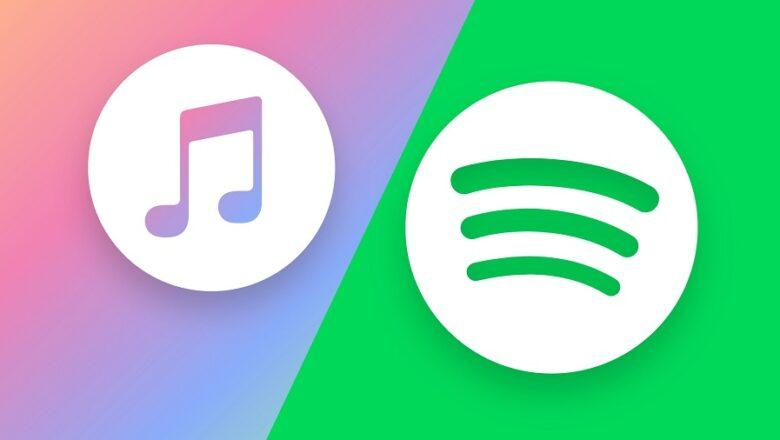 Apple Music ve Spotify Rekabetinde Hızlı Büyüyen: Apple Music