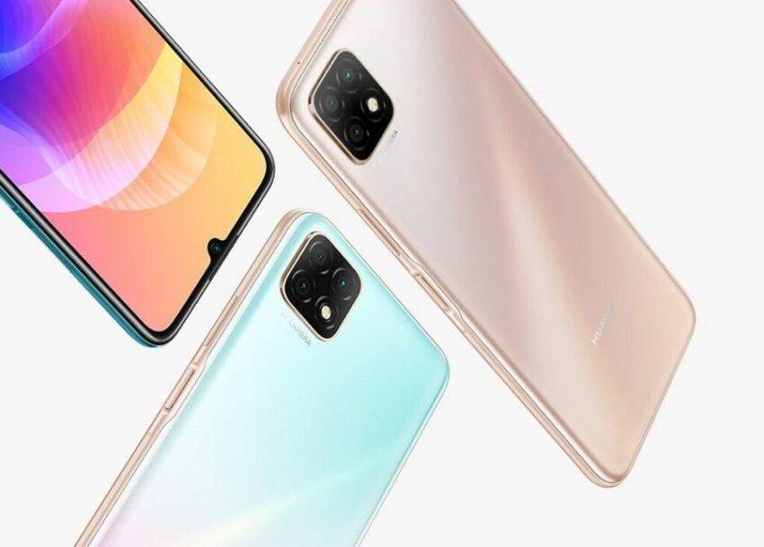 Uygun Fiyatlı Huawei Enjoy 20 Tanıtıldı