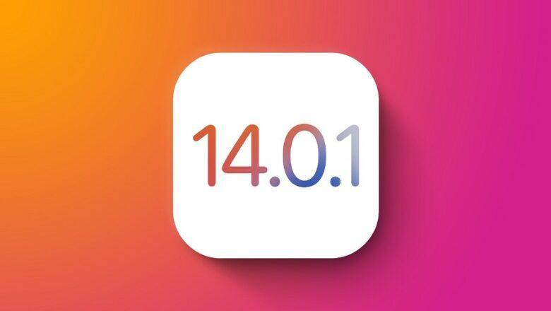 iOS 14.0.1 Güncellemesi Yayınlandı: Sorunlar Düzeltildi