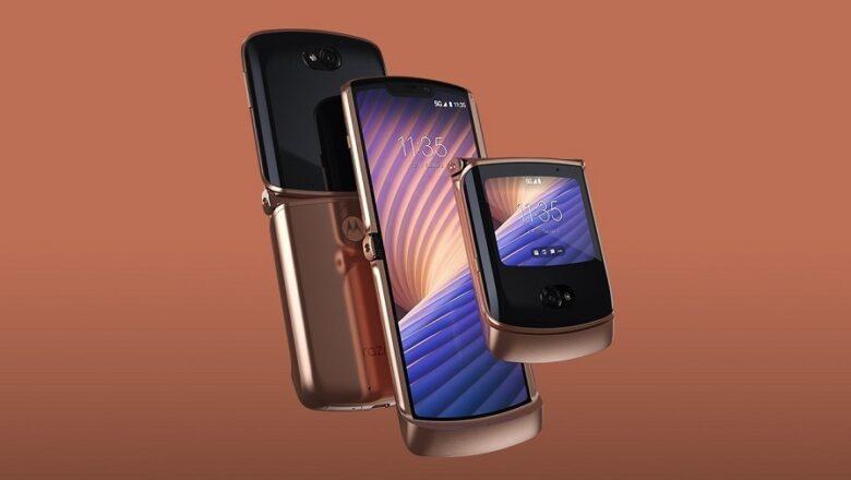 Motorola Razr 5G Resmen Duyuruldu