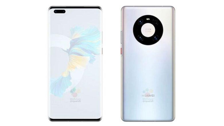 Huawei Mate 40 Pro'nun Detayları Belli Oldu