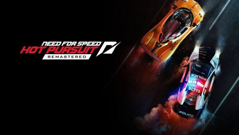Need for Speed: Hot Pursuit Remastered Geliyor
