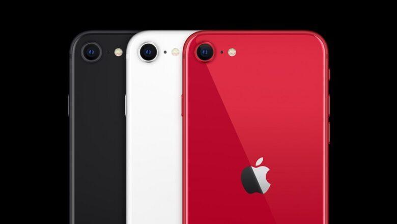 2021'de Yeni Bir iPhone SE Modeli Gelmeyecek