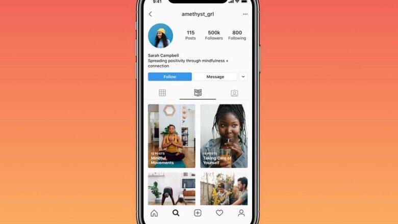 Instagram Guides Özelliğini Yayınladı