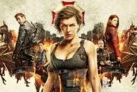 Yeni Resident Evil Filminin Çekimleri Bitti!