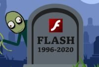 Adobe Flash Tarihin Tozlu Sayfalarına Karıştı!
