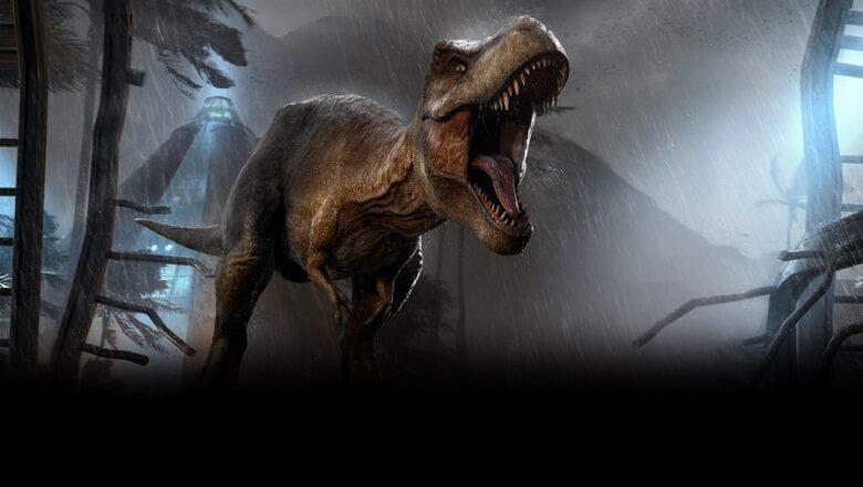 Jurassic World Evolution Epic Games'te Ücretsiz Oldu!