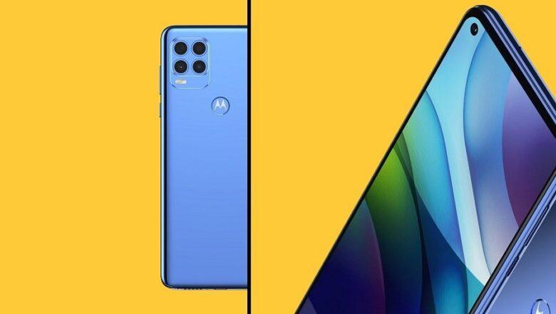 Motorola Moto G Stylus 2021 Göründü
