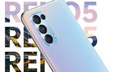 OPPO Reno 5 4G Tanıtıldı Fiyatı ve Özellikleri Neler ?
