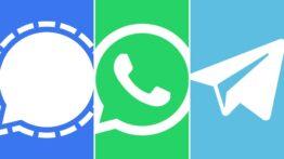 Telegram ve Signal Türkiye'de En Çok İndirilenler Arasına Girdi