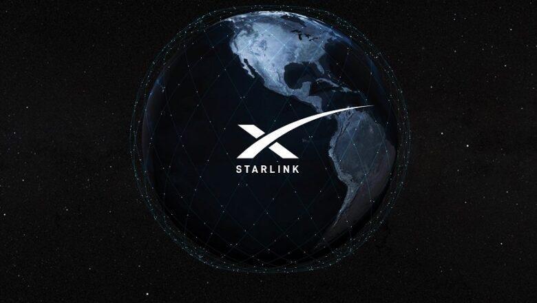 SpaceX'in Uydu İnterneti Projesi Starlink Hizmete Başladı