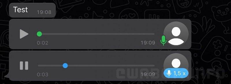 Sesli Mesajları Hızlandırma Özelliği Yakında WhatsApp'ta!