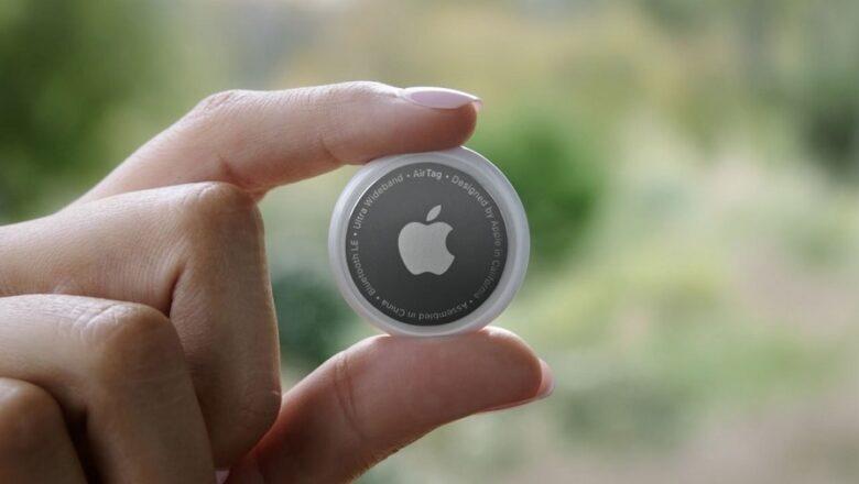 Apple'ın Takip Cihazı AirTag Tanıtıldı