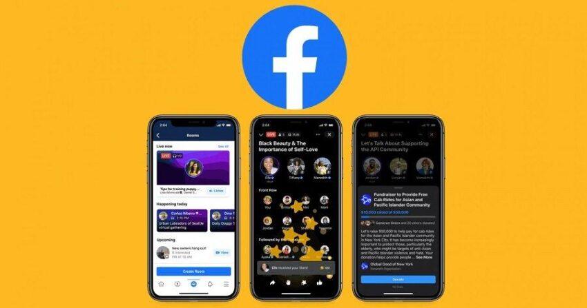 Facebook'tan Ses Tabanlı İki Yeni Uygulama Geliyor