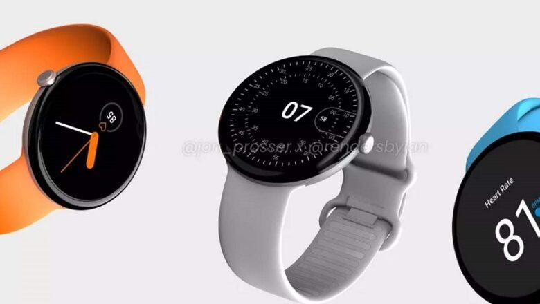 Google Pixel Watch Sızdırıldı Apple Watch'ın Rakibi Geliyor!