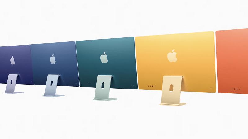 Apple, Yeni M1 İşlemcili iMac'i Tanıttı İşte Detaylar!