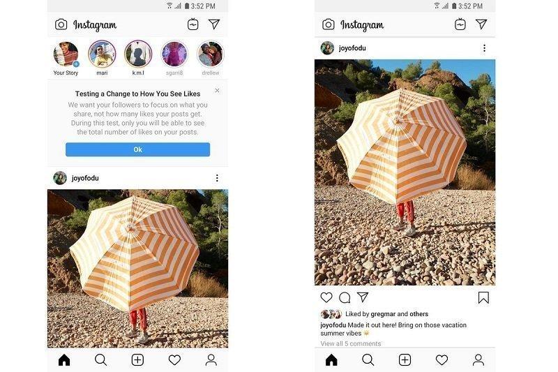 Instagram, Beğeni Sayısını Gizleme Özelliği Üzerine Çalışıyor