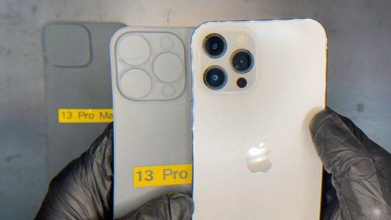 iPhone 13 Pro Max Büyük Kamerayla Geliyor