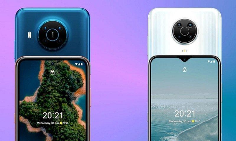 Nokia X10 ve X20 Tanıtıldı Fiyatı ve Özellikleri Neler?
