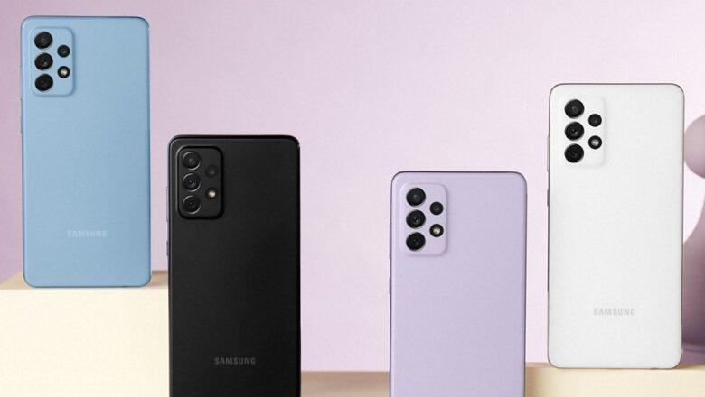 Samsung Galaxy A72 (256 GB)'ın Türkiye Fiyatı Belli Oldu!