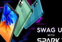 Tecno Spark 7 Uygun Fiyatı ve Devasa Bataryasıyla Büyülüyor!