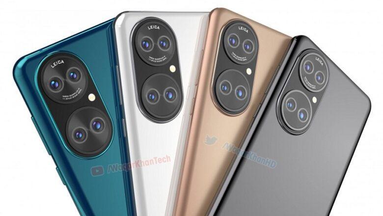 Huawei P50 Gerçek Görüntüleriyle Ortaya Çıktı