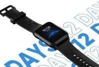 Realme Watch 2 Ortaya Çıktı İşte Fiyatı ve Özellikleri