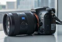 Sony DSLR Fotoğraf Makinası Üretimini Durduruyor